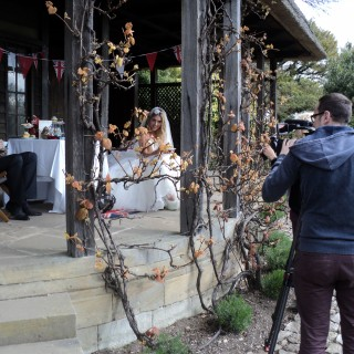 Video -Photo Shoot at Chirk Castle Part 1