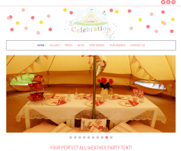 The Celebration Tent